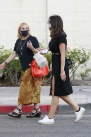 Katharine McPhee at Il Pastaio in Beverly Hills 2020/06/11 4