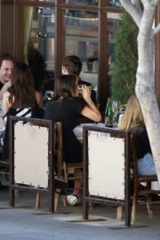Katharine McPhee at Il Pastaio in Beverly Hills 2020/06/11 5