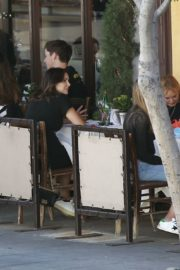Katharine McPhee at Il Pastaio in Beverly Hills 2020/06/11 6
