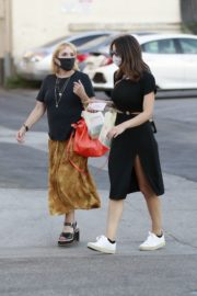 Katharine McPhee at Il Pastaio in Beverly Hills 2020/06/11 9
