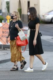 Katharine McPhee at Il Pastaio in Beverly Hills 2020/06/11 10