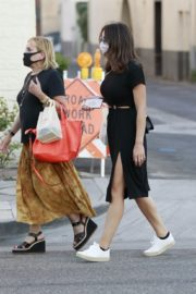 Katharine McPhee at Il Pastaio in Beverly Hills 2020/06/11 11