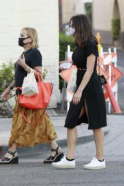 Katharine McPhee at Il Pastaio in Beverly Hills 2020/06/11 12