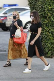 Katharine McPhee at Il Pastaio in Beverly Hills 2020/06/11 13