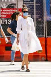 Katie Holmes Out and About in New York 2020/06/12 11