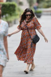 Kelly Brook Out and About in London 2020/06/15 5