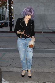 Kelly Osbourne Arrives at Craig's Restaurant in West Hollywood 2020/06/08 1