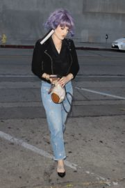 Kelly Osbourne Arrives at Craig's Restaurant in West Hollywood 2020/06/08 5