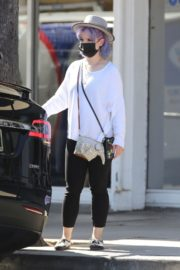 Kelly Osbourne at Healthy Spot Pet Supply Store in Los Angeles 2020/06/10 1