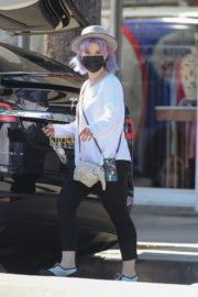 Kelly Osbourne at Healthy Spot Pet Supply Store in Los Angeles 2020/06/10 3