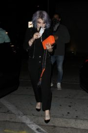 Kelly Osbourne Out for Dinner at Craig's in West Hollywood 2020/06/19 2
