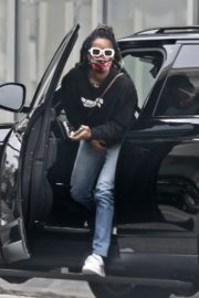 Kelly Rowland Arrives at a Doctor's Office in Beverly Hills 2020/06/05 3
