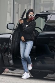Kelly Rowland Arrives at a Doctor's Office in Beverly Hills 2020/06/05 5