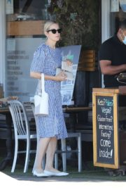 Kelly Rutherford Out with Her Dogs in Santa Monica 2020/06/10 5
