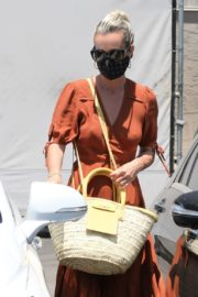 Laeticia Hallyday Out Shopping in Santa Monica 2020/06/06 15