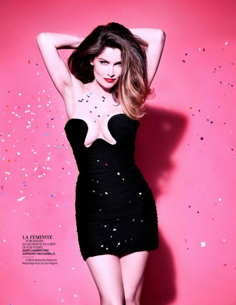 LAETITIA CASTA in Madame Figaro, France June 2020 3