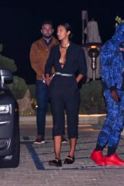 Lais Ribeiro at Nobu in Malibu 2020/06/12 3