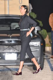 Lais Ribeiro at Nobu in Malibu 2020/06/12 5