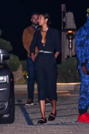 Lais Ribeiro at Nobu in Malibu 2020/06/12 6