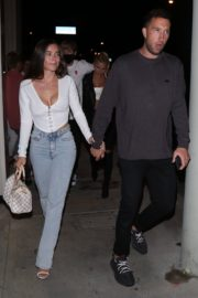 Lana Rhoades Out for Dinner in West Hollywood 2020/06/13 1