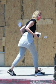 Laura Dern Out and About in Brentwood 2020/06/04 4