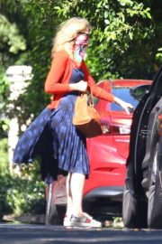 Laura Dern Out with Her Dogs in Santa Monica 2020/06/07 3