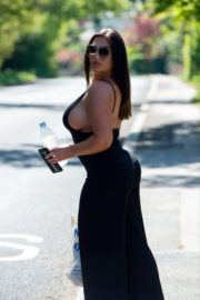Lauren Goodger Out and About in Essex 2020/04/26 3