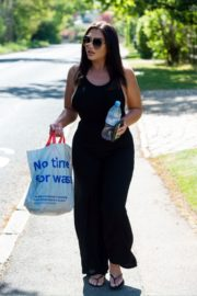 Lauren Goodger Out and About in Essex 2020/04/26 5