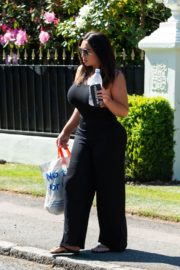 Lauren Goodger Out and About in Essex 2020/04/26 7