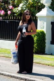Lauren Goodger Out and About in Essex 2020/04/26 9