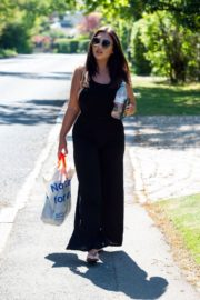Lauren Goodger Out and About in Essex 2020/04/26 15