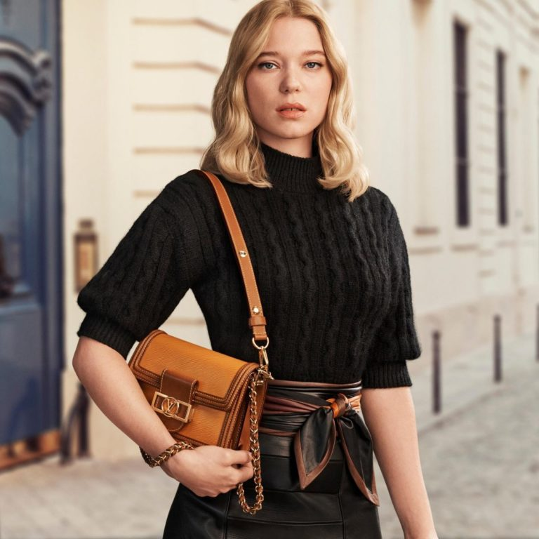 Lea Seydoux for Louis Vuitton Pre-fall 2020 1