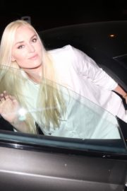 Lindsey Vonn and P. K. Subban at Catch LA in West Hollywood 2020/06/12 1