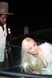 Lindsey Vonn and P. K. Subban at Catch LA in West Hollywood 2020/06/12 3