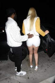Lindsey Vonn and P. K. Subban Out for Dinner at Catch LA in West Hollywood 2020/06/13 4