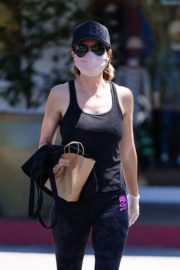 Lisa Rinna Shopping at Beverly Glen in Beverly Hills 2020/06/09 1