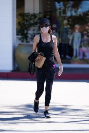 Lisa Rinna Shopping at Beverly Glen in Beverly Hills 2020/06/09 3