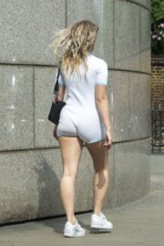 Lottie Moss in a Tight Paysuit Out in London 2020/05/27 10