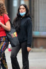Lourdes Leon Out and About in New York 2020/06/18 9
