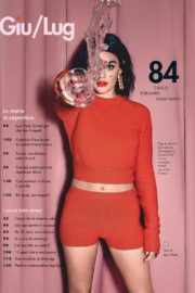 Lucy Hale in Cosmopolitan Magazine, Italy June/July 2020 1