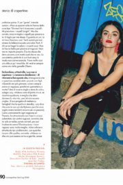 Lucy Hale in Cosmopolitan Magazine, Italy June/July 2020 6