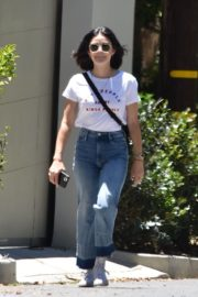 Lucy Hale in Denim Out in Studio City 2020/06/09 12