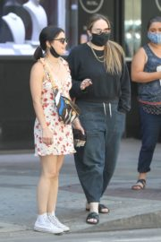 Lucy Hale Out at Jewelry District in Los Angeles 2020/06/10 1