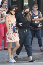 Lucy Hale Out at Jewelry District in Los Angeles 2020/06/10 2