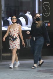 Lucy Hale Out at Jewelry District in Los Angeles 2020/06/10 7