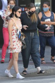 Lucy Hale Out at Jewelry District in Los Angeles 2020/06/10 9
