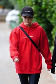 Lucy Hale Out in Studio City 2020/06/05 2
