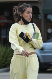 Madison Beer Out and About in Los Angeles 2020/06/01 2