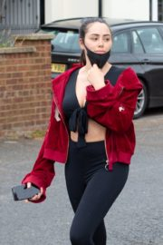Marnie Simpson Out and About in Bedfordshire 2020/06/04 2
