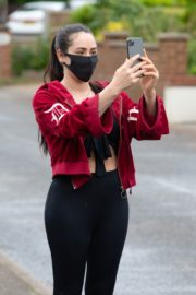 Marnie Simpson Out and About in Bedfordshire 2020/06/04 4